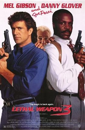 Смертельное оружие 3 / Lethal Weapon 3 (1992)
