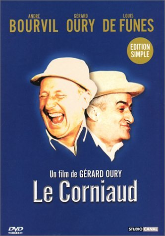 Le Corniaud  poster