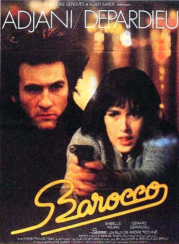 "Постер фильмa  ""Барокко "" (1976) на КиноПоиске: http..."