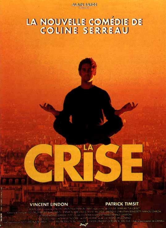 La Crise affiche
